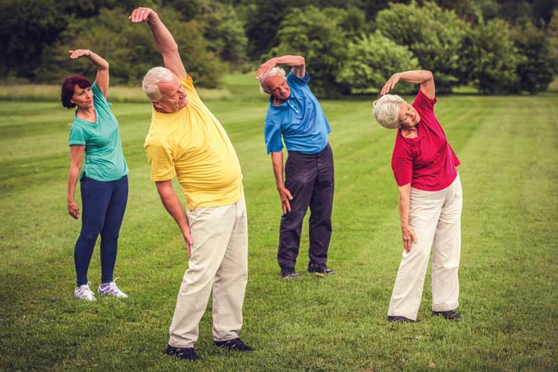 Bupa NZ Blog | Top 5 tips to staying active as you get older
